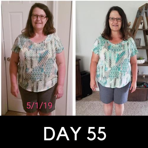 Cindy W day 55