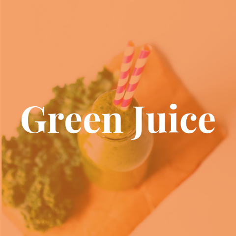 Green Juice Button