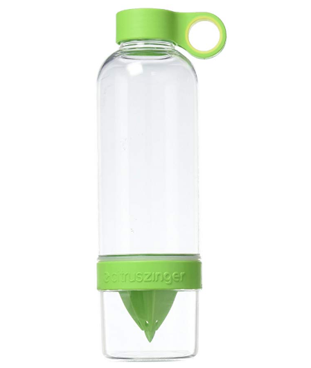 Surviving the Texas heat by Fit Fifty and Fearless: Citrus Zinger Water Bottle