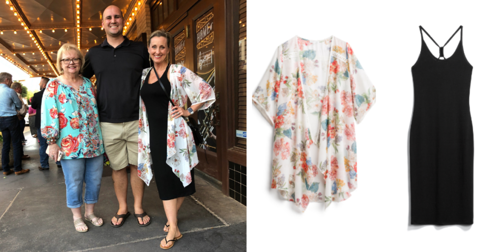 Stitch Fix styles with Fit Fifty and Fearless