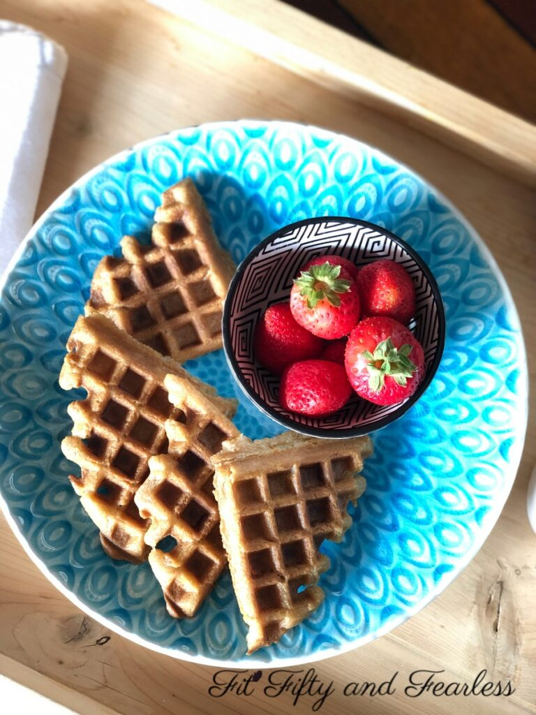 "My ""Must Try"" AIP Waffle Recipe 