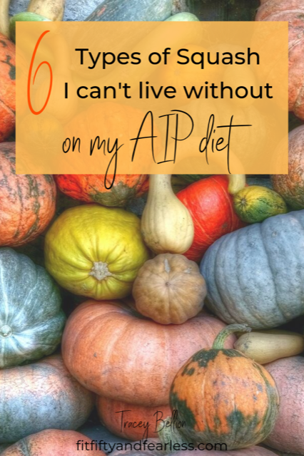 My SIX favorite varieties of squash and how to prepare them by Fit Fifty and Fearless